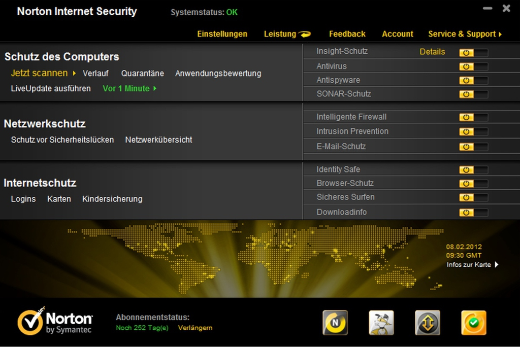 NORTON INTERNET SECURITY 2011 FOR 90 DAYS No Crack keygen.