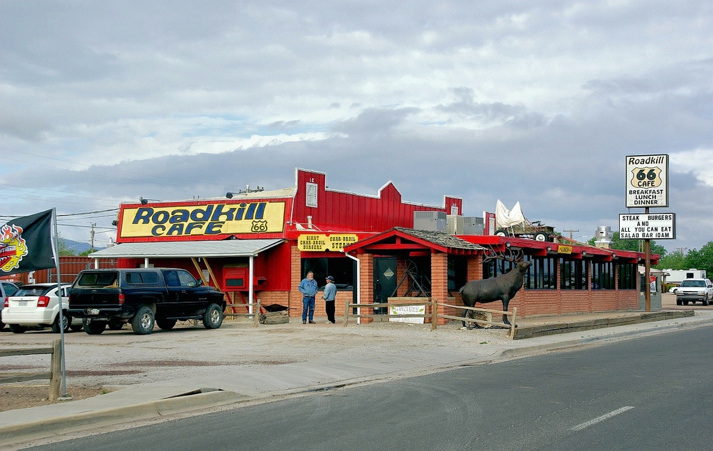 Fast Food In Nevada Mo