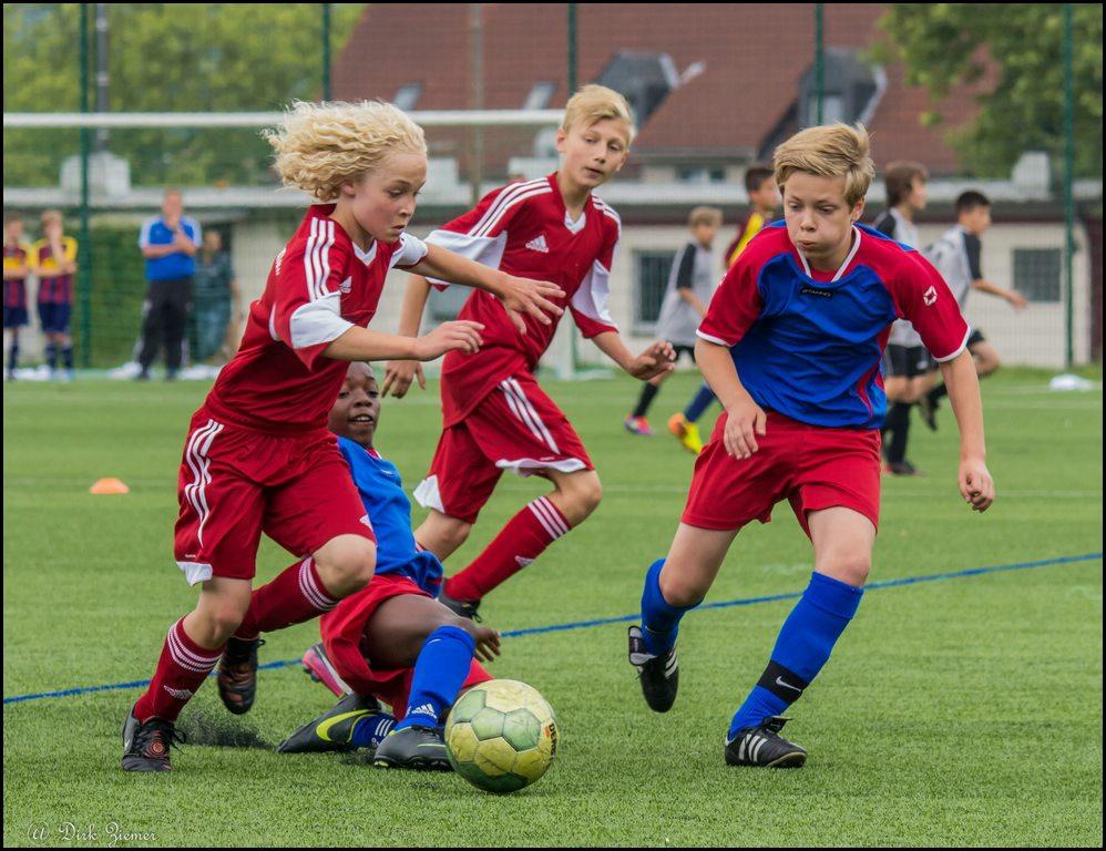D1 Jugend Fussball Pentaxians